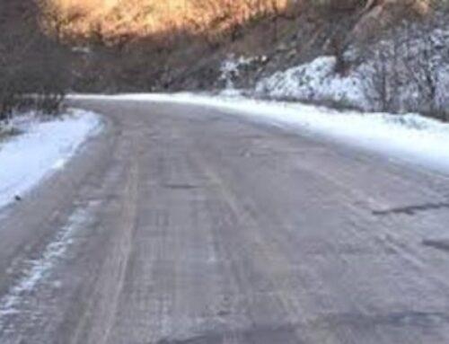 Արագածոտնի մարզի Ամբերդ ամրոց և Քարի լիճ տանող ճանապարհները դժվարանցանելի են
