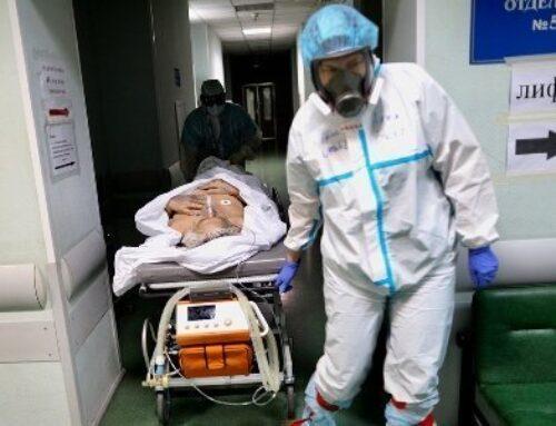 Ռուսաստանում կորոնավիրուսից մահվան դեպքերի նոր ռեկորդ է սահմանվել