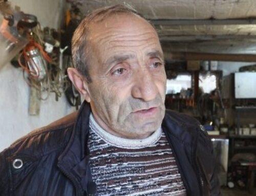90-ականներին Գորիս-Կապան ճանապարհի վրա ադրբեջանցիները հայերի էին սպանել, ճանապարհը փակվել էր․ Գորիսի բնակիչ