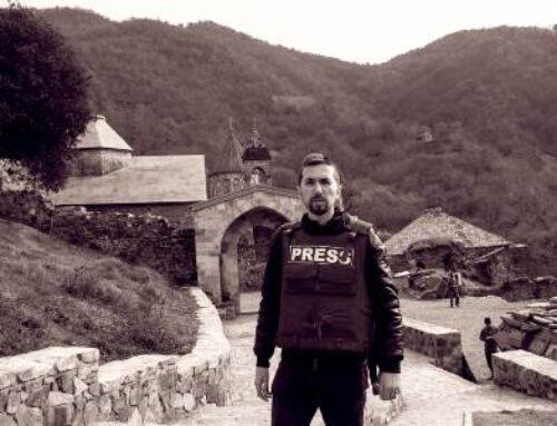 Ստեփանակերտ-Գորիս ճանապարհին ադրբեջանցիներ էին կանգնած