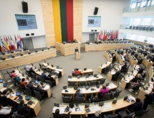 Լիտվայի խորհրդարանը հաստատել է նոր վարչապետին