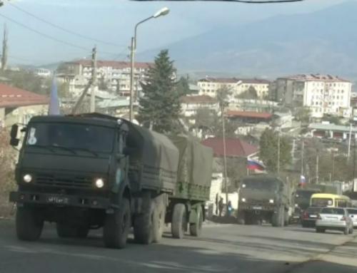 ՌԴ ՊՆ-ն Ստեփանակերտում զինվորական հոսպիտալ է տեղակայել