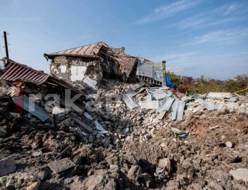 Մինչև հոկտեմբերի 31-ը ներառյալ Ադրբեջանի կողմից քաղաքացիական բնակավայրերի թիրախավորման արդյունքում սպանվել է 45 խաղաղ բնակիչ. Արցախի ՄԻՊ