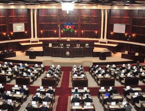 Ադրբեջանի խորհրդարանն առաջարկել է Ֆրանսիային հետ կանչել ԵԱՀԿ Մինսկի խմբի համանախագահությունից