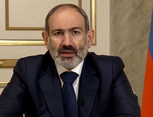 Հայաստանում ու նրանից դուրս կան մարդիկ ու խմբեր, ովքեր փորձում են անիշխանության տպավորություն ստեղծել. մենք դա թույլ չենք տալու. Վարչապետ