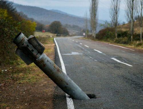 Ղարաբաղում չորս ադրբեջանցի է մահացել ականի վրա ավտոմեքենայի պայթելու հետևանքով