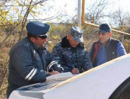 Արցախի ոստիկանությունը հատուկ անցակետերում իրականացնում է ուժեղացված ծառայություն