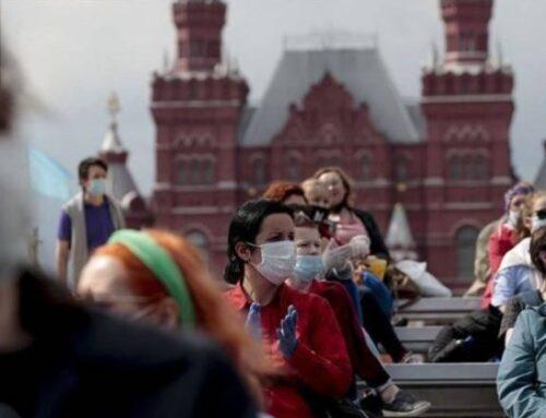 Ռուսաստանում առաջին անգամ կորոնավիրուսով վարակման ավելի քան 25 հազար նոր դեպք է գրանցվել