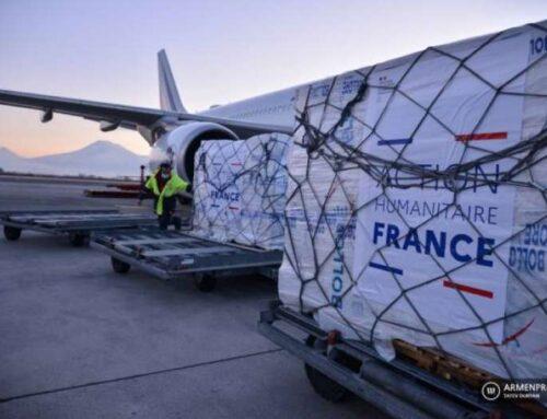 Ֆրանսիան ջանքեր է գործադրում ԼՂ բնակչությանն օգնություն ցուցաբերելու համար