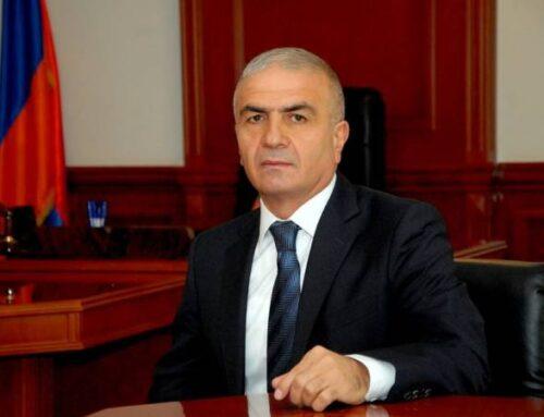 Հունան Պողոսյանին պաշտոնից ազատելու հարցը ներառված է կառավարության նիստի օրակարգում