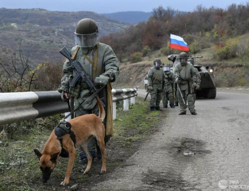 Ռուս խաղաղապահները Լաչինի միջանցքի մի հատվածը մաքրել են պայթյունավտանգ առարկաներից․ ՌԴ ՊՆ