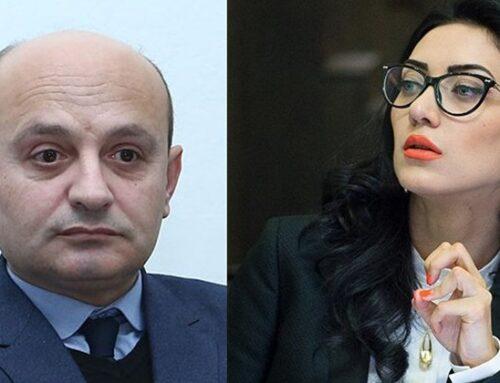 «Սա լկտի սուտ է»․ Արփինե Հովհաննիսյանը՝ Ստյոպա Սաֆարյանին