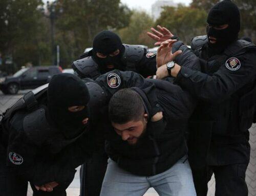 Դիմակավորված սևազգեստ ոստիկանները եղել են Ռազմական ինտիտուտի կուրսանտնե՞ր