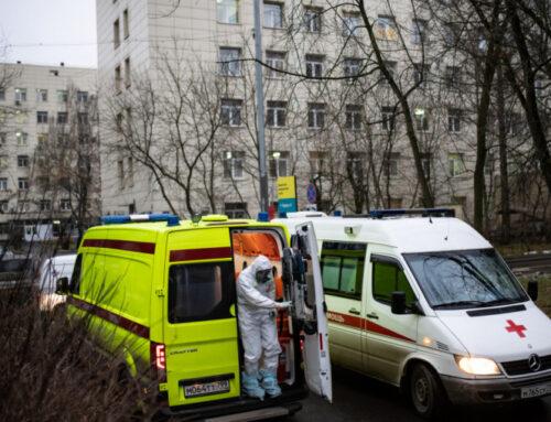 Մոսկվայում կորոնավիրուսով վարակված է ավելի քան 630 հազար մարդ. 1 օրում համավարակի հետևանքով մահացածների թիվը 74 է. ТАСС
