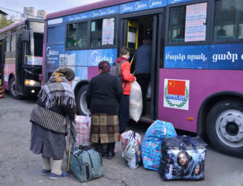 Մեկ օրում Հայաստանից 846 արցախցի է վերադարձել Լեռնային Ղարաբաղ