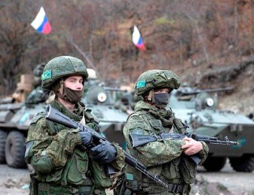Պեսկով. Ղարաբաղում ռուս զինվորականներն իրենց գործողությունները համակարգում են ինչպես Հայաստանի, այնպես էլ Ադրբեջանի հետ