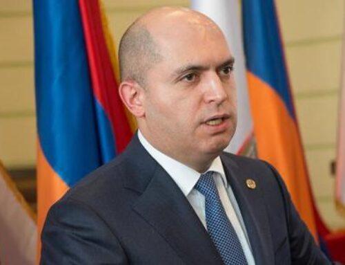 Պետք է օրենքով արգելել դավադիր խմբակի քաղաքական կուսակցության՝ ՔՊ-ի գործունեությունը Հայաստանում. Աշոտյան