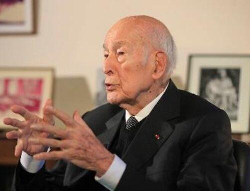 Մահացել է Ֆրանսիայի նախկին նախագահ Ժիսկար դ՛Էսթենը