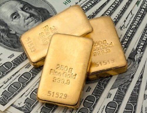Ոսկու գինը չափավոր աճում է դոլարի թուլացման ֆոնին