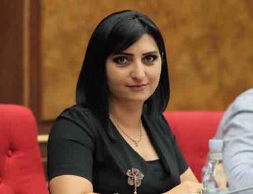 Գործե՛ք, քանի դեռ ուշ չէ. Թագուհի Թովմասյան