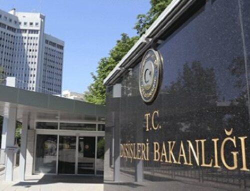 Թուրքիայի ԱԳՆ-ն նշել է ՆՏՎ-ի լրագրողների ձերբակալության պատճառը