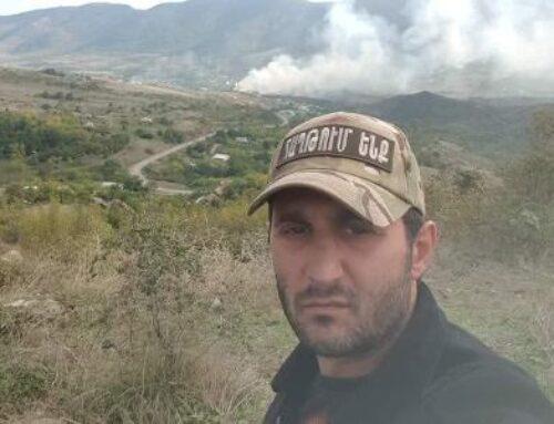 Ավշարցի Սասունը զոհվեց անառիկ Շուշիում՝ զինվորներին հաց հասցնելու ճանապարհին