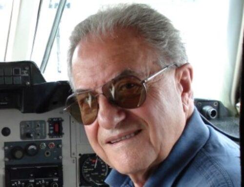 Կյանքից հեռացել է վաստակավոր ավիատոր Դմիտրի Ատբաշյանը