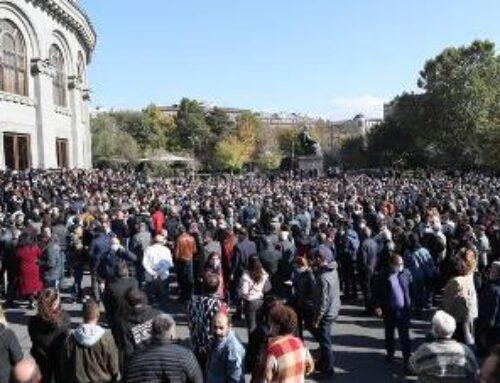 «Ժողովուրդ». Ինչ է սպասվում 16 կուսակցությունների հանրահավաքին. գործիչները վճռական են տրամադրված