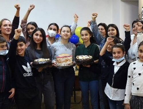 «Ավրորան» կհամակարգի Արցախին օգնող կամավորներին