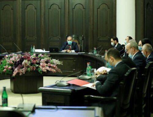 Կառավարությունը հավանություն տվեց Հակակոռուպցիոն կոմիտե ստեղծելու մասին օրենքի նախագծին
