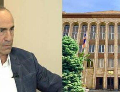 «Հրապարակ». Ռոբերտ Քոչարյանի դիմումները ՍԴ-ն մերժել է