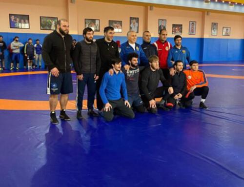 Հունահռոմեական ոճի ըմբշամարտի Հայաստանի հավաքականի կազմը Աշխարհի գավաթում