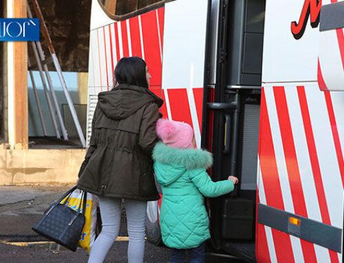 Մեկ օրում ավելի քան 1,2 հազար փախստական է վերադարձել Ստեփանակերտ