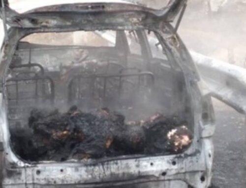Այրվել են պապը, տատը եւ թոռնուհին, մայրը որդու հետ կարողացել է դուրս գալ մեքենայից. Հացաշենի ավտովթարի մանրամասները