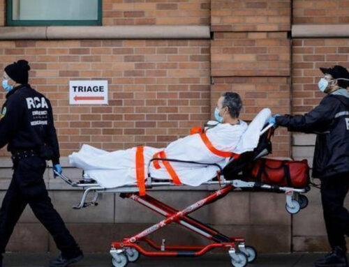 ԱՄՆ-ում կորոնավիրուսից օրական մահվան դեպքերի նոր հակառեկորդ է սահմանվել. The New York Times