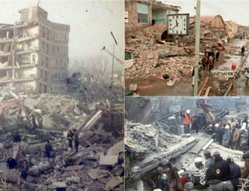 88-ի երկրաշարժից 32 տարի անց (լուսանկարներ)