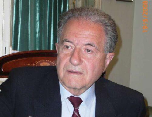 Կյանքից հեռացել է ԽՍՀՄ վաստակավոր օդաչու Դմիտրի Ատբաշյանը