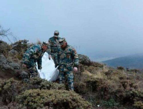2718 զոհված զինծառայողի մարմին է փորձաքննվել