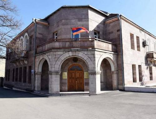 Արցախի ԱԳ նախարարն Ադրբեջանի կողմից պահվող հայ զինծառայողների և խաղաղ բնակիչների հետ կապված իրավիճակի վերաբերյալ նամակներ է հղել միջազգային կառույցներին