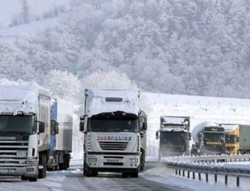 ՀՀ տարածքում կան փակ և դժվարանցանելի ավտոճանապարհներ, Լարսի ՌԴ կողմում կուտակվել է 340 բեռնատար