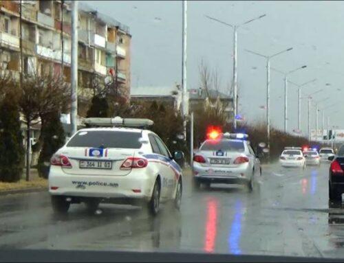 Հանգստյան օրերին Երևանում, Արարատի և Սյունիքի մարզերում հայտնաբերվել է ՃԵԿ շուրջ 200 խախտում