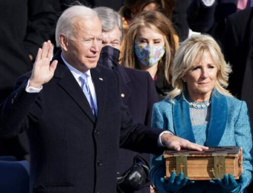 Ջո Բայդենը երդմամբ ստանձնեց ԱՄՆ նախագահի լիազորությունները