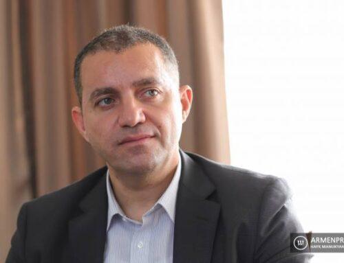 Վահան Քերոբյանի գլխավորած պատվիրակությունը մեկնել է Իրան