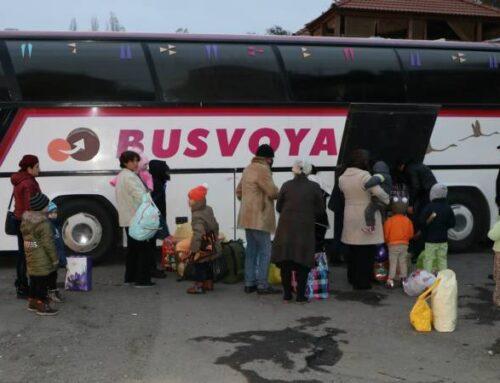 ՌԴ խաղաղապահների ուղեկցությամբ Լեռնային Ղարաբաղ է վերադարձել 50 հազար 658 մարդ