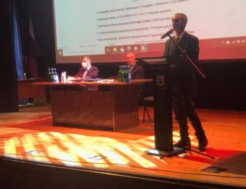 Հայաստանի մարմնամարզության ֆեդերացիայի նախագահ է ընտրվել Գագիկ Վանոյանը