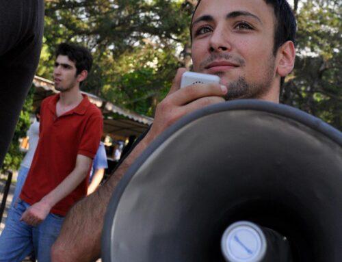 ՀԱԿ ակտիվիստը ֆեյսբուքում խումբ է բացել հայերի և ադրբեջանցիների համար․ նպատակը՝ խաղաղություն, հաշտություն