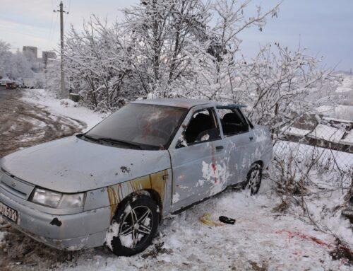 Ստեփանակերտում ավտովթարից Քարին Տակի 36-ամյա բնակիչ է մահացել