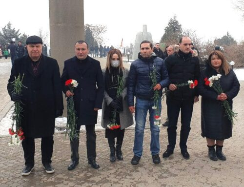 «Բարգավաճ Հայաստան» խմբակցության պատգամավորներն այցելել են Եռաբլուր զինվորական պանթեոն