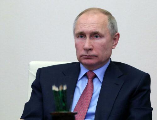 Պուտինը Եվրախորհրդի ղեկավարի հետ քննարկել է ՌԴ-ԵՄ հարաբերությունները