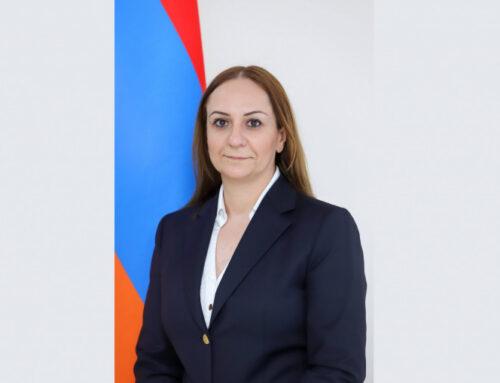 Արմելլա Շաքարյանը նշանակվել է Մեքսիկայում ՀՀ դեսպան